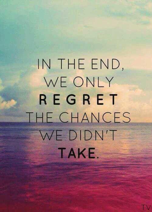Hopes, Dreams, Regrets? 5